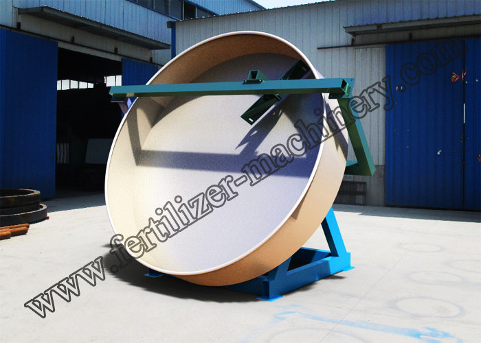 Pan Fertilizer Granulator Disc Fertilizer Granulator Machine
