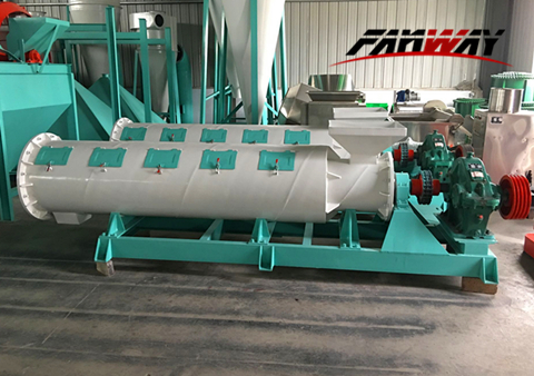 Animal Manure Organic Fertilizer Production Line