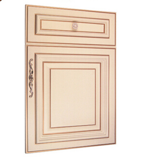 high quality cabinet design PVC cabinet doors cheap price