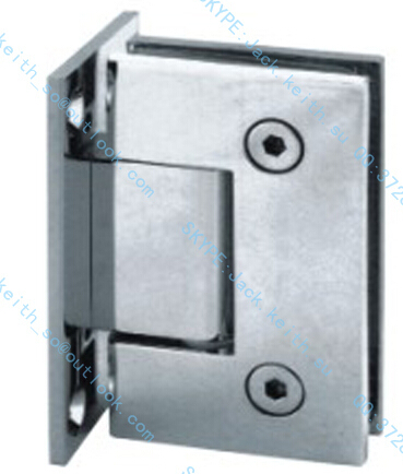 BL-303 135Degree Stainless Steel Shower Hinge