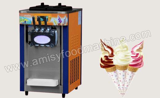 Countertop Ice Cream Machine