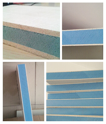 professional fire rated wall fiber cement eps sandwich partition wall panel
