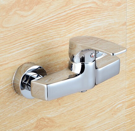 chrome plating brass bath shower faucet