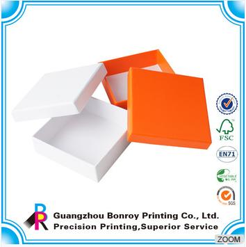 Custom Fast Food Grade Paper Cardboard Box Pakcaging Printing