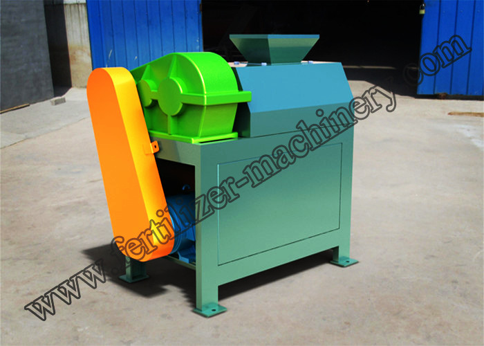 Double Roller Fertilizer Granulator-Energy-saving Granulation Machine