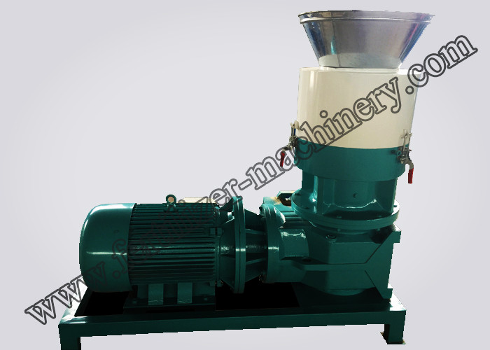 Flat Die Fertilizer Pellet Mill for Organic Fertilizer Production