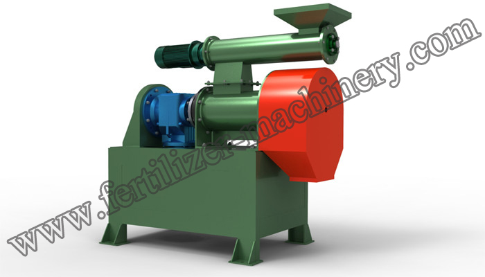 Double-mode Fertilizer Granulator Machine-Low Energy Consumption