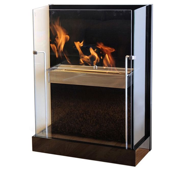Bio ethanol indoor free standing fireplace (AF42)