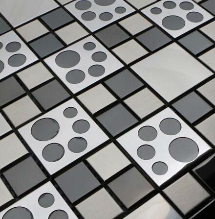 MG037 Stainless Steel Mosaic
