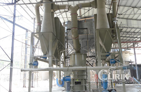 Dolomite Powder Making Machine with Large Capacity
