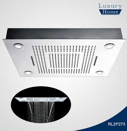 led 32 inch rain led shower head
