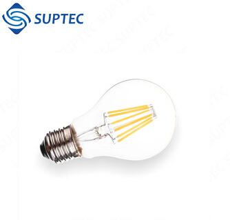 6W 600-660lm E27 A60 LED Filament Bulb