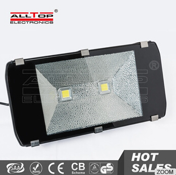 IP67 Waterproof aluminum 200w led flood light housing