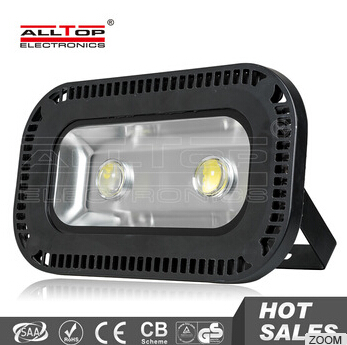 3 years warranty outdoor ip65 bridgelux cob 100w led tunnel light