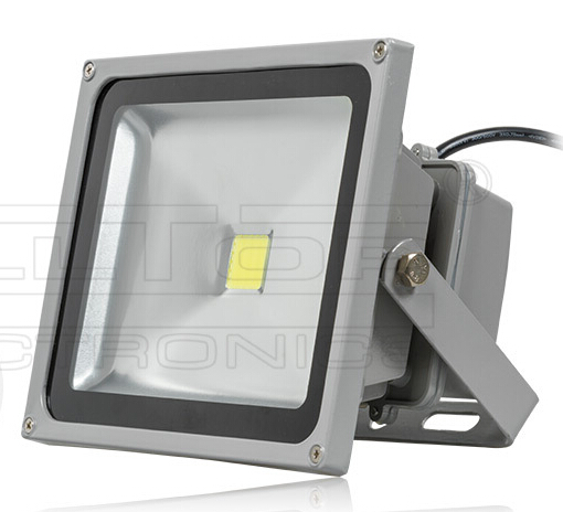 IP67 waterproof bridgelux cob 20w aluminium led street light body