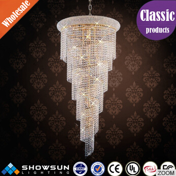 made in China beaded traditional discount Delicate hotel lighting chandelier lighting