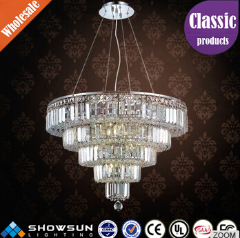 Chinese process 2016 beaded decoration art decoration chandelier lighting