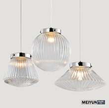 cheap modern glass lamp