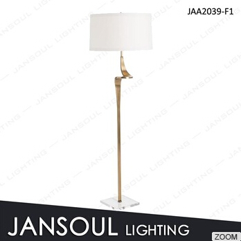 unique design modern designer floor lamp