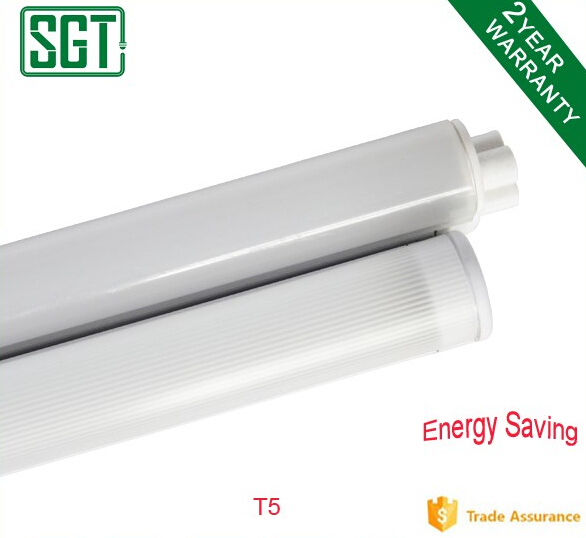 China new design led lighting fitting T8 21w for office use