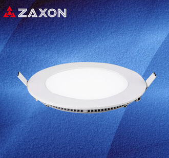 9 W Embedded kitchen Round ceiling led panel light