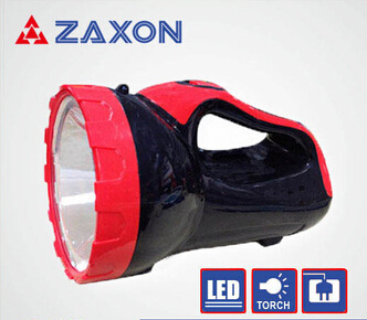 100% ABS 3W ZAXON led lighting, LED Portable Searchlight