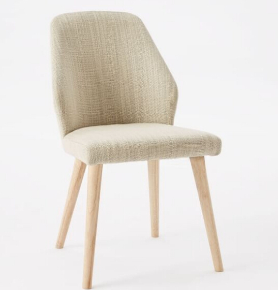 FU-0045 Modern wooden legs design chair furniture