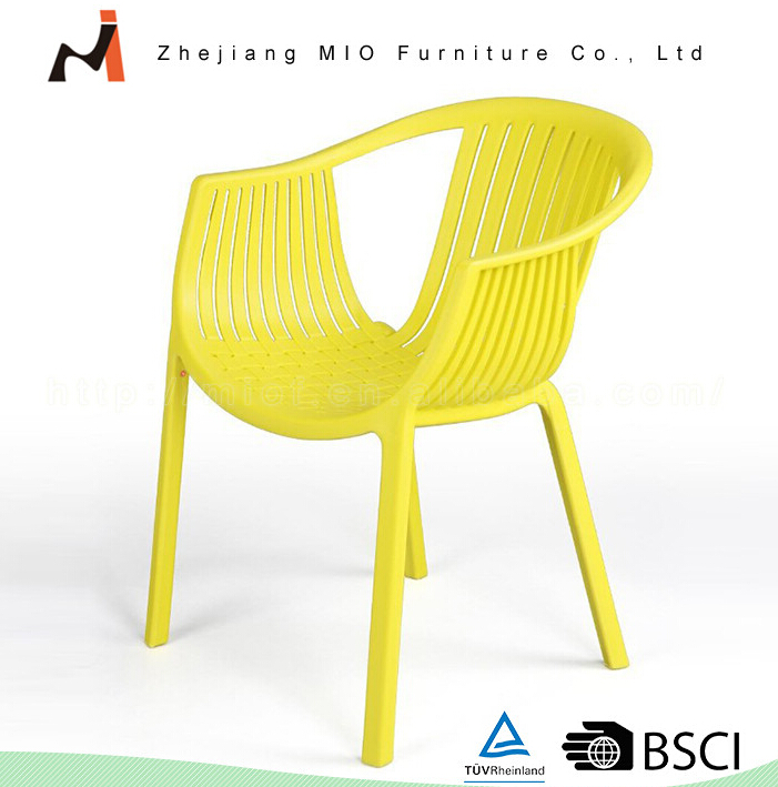 MO-211P Modern Stackable PP Plastic Chair