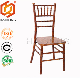 Solid Hard wood material chivary chair, wedding seat, hotel event chair, ballroom chairs