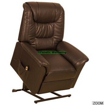 cheap recliner massage chair/genuine leather reclining chair/electric leather reclining massage chair