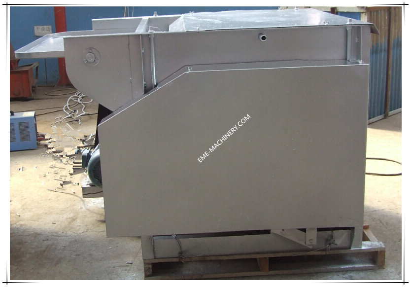 Closed Type Poultry Scalding Machine