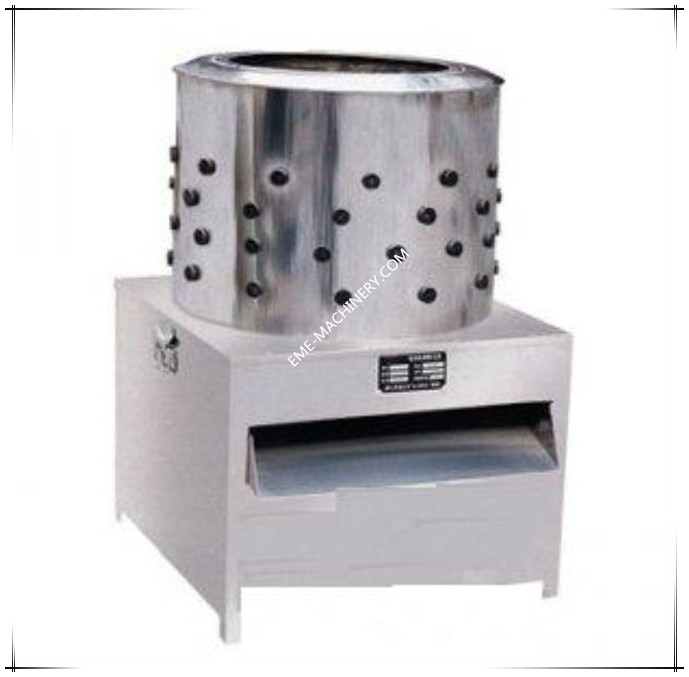 Rotundity Type Poultry Plucking Machine