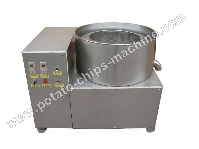 Potato Chips De-oiling Machine