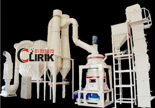 High Efficiency Environmental Non-metallic mine Grinding Mill Plant