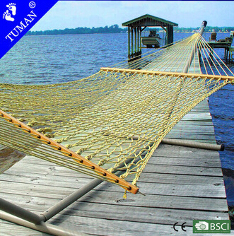 Outdoot Polyester Net Island Hammocks
