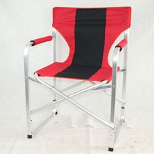 lightweight camping folding cast frame navy aluminum chair