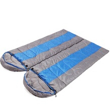 outdoor envelope sleeping bag for spring and autumn