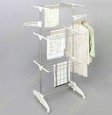 modern price hanging clothes rack