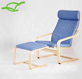 nice quality home furniture bentwood relax chair for sale