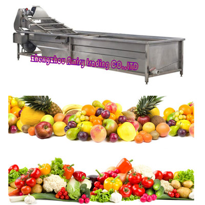 Vegetable Fruit Air Bubble Washing Machine
