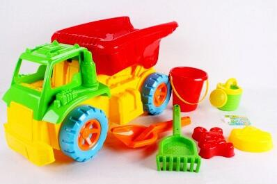 Summer toys beach toys set with truck