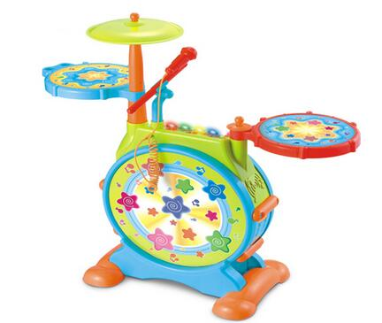 Best selling educational musical toy drum