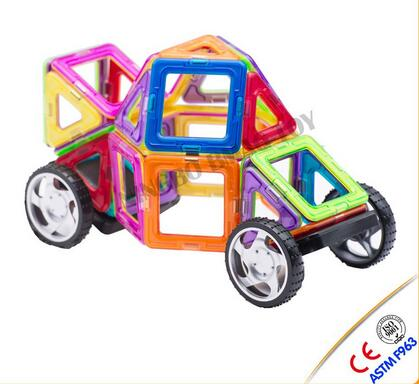 New Magnetic Toys Neoformers Car