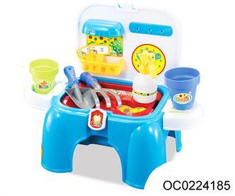 Kids garden tool set and brains toys OC0224185
