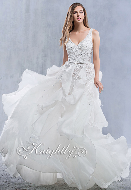 WEDDING DRESSES K55057-0Z