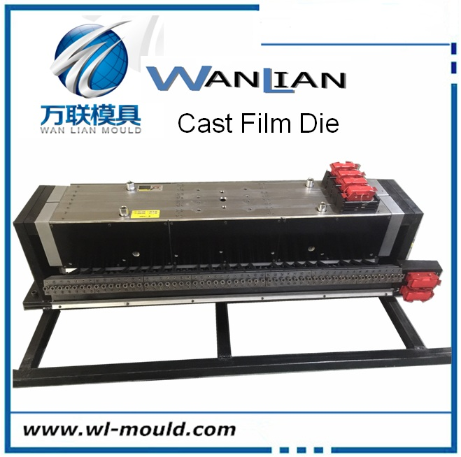 Automatic film die, automatic extrusion film t die, automatic mould