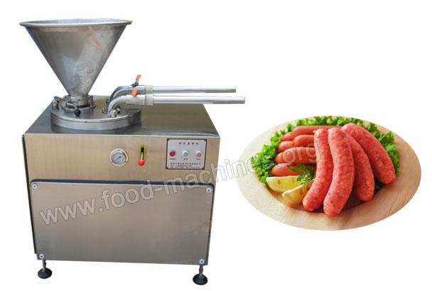 Hydraulic Sausage Stuffer