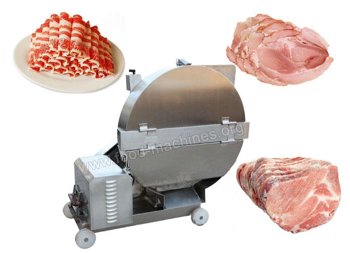 Frozen Meat Slicer