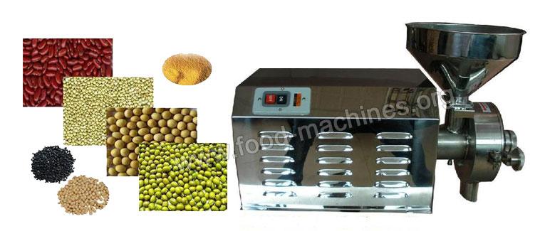 Small Grains Grinder Machine