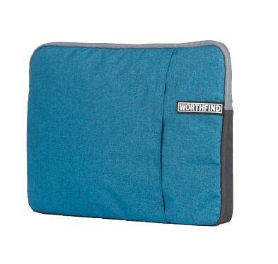 Latest design custom size portable polyester fashionable laptop bag